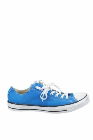 Мъжки обувки Converse, Размер 45, Цвят Син, Текстил, Цена 47,25лв.