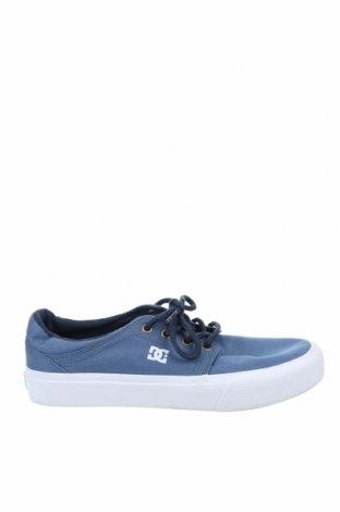 Мъжки обувки DC Shoes, Размер 39, Цвят Син, Текстил, Цена 54,60лв.