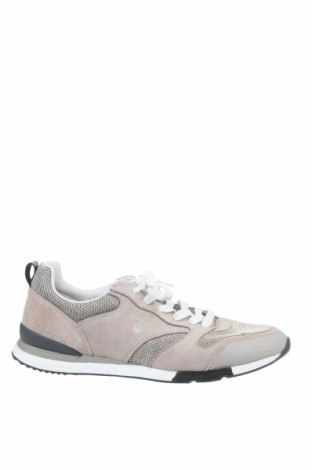 Мъжки обувки Gant, Размер 43, Цвят Бежов, Естествен велур, естествена кожа, текстил, Цена 64,50лв.