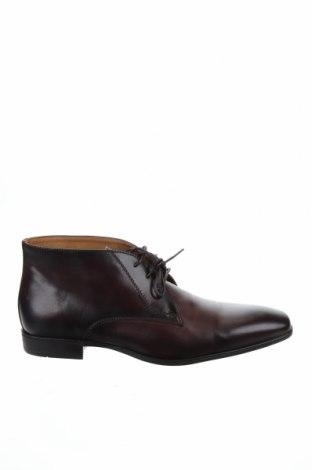 Мъжки обувки Giorgio 1958, Размер 41, Цвят Кафяв, Естествена кожа, Цена 171,75лв.