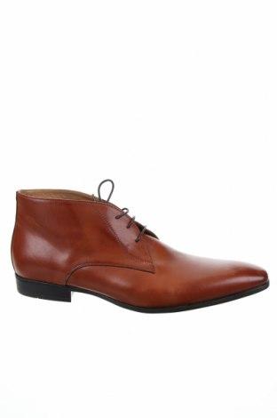 Мъжки обувки Giorgio 1958, Размер 47, Цвят Кафяв, Естествена кожа, Цена 179,25лв.