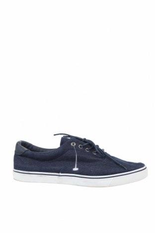 Мъжки обувки Kenji, Размер 44, Цвят Син, Текстил, Цена 22,68лв.