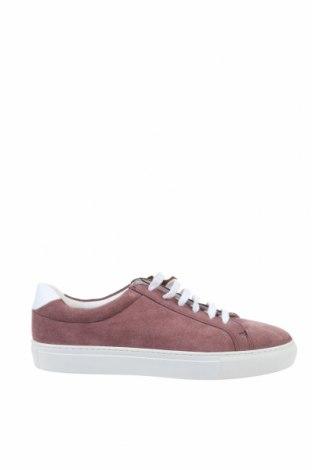 Мъжки обувки Mango, Размер 43, Цвят Червен, Естествен велур, Цена 61,50лв.