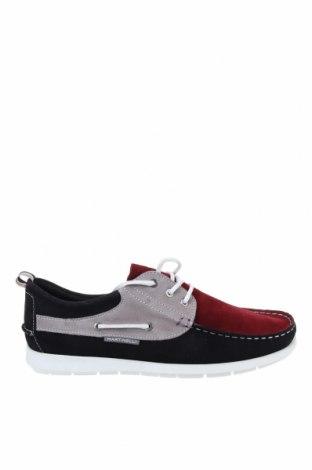 Мъжки обувки Martinelli, Размер 44, Цвят Многоцветен, Естествен велур, Цена 141,75лв.