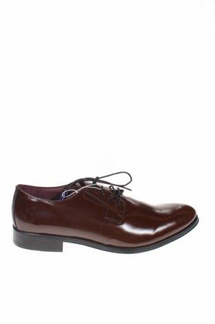 Ανδρικά παπούτσια Miguel Infantes, Μέγεθος 45, Χρώμα Καφέ, Γνήσιο δέρμα, Τιμή 38,77€