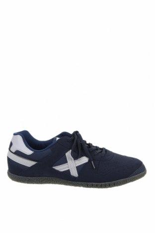 Мъжки обувки Munich, Размер 45, Цвят Син, Естествен велур, текстил, Цена 111,75лв.