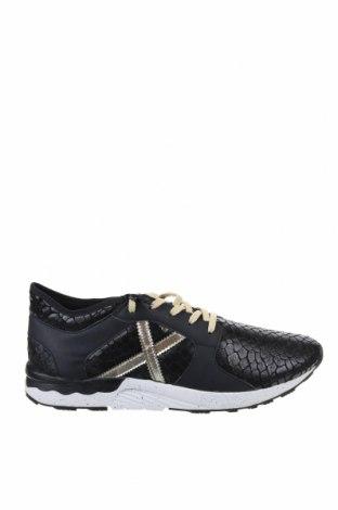 Мъжки обувки Munich, Размер 43, Цвят Черен, Естествена кожа, текстил, Цена 119,25лв.