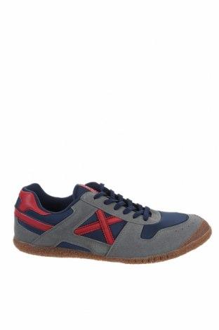 Мъжки обувки Munich, Размер 45, Цвят Многоцветен, Текстил, естествена кожа, Цена 104,25лв.