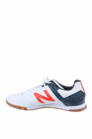 Ανδρικά παπούτσια New Balance, Μέγεθος 45, Χρώμα Λευκό, Δερματίνη, Τιμή 45,21€