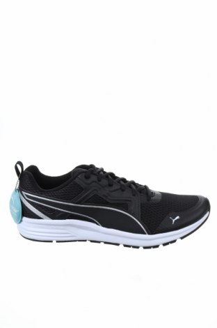 Мъжки обувки PUMA, Размер 44, Цвят Черен, Текстил, Цена 126,75лв.
