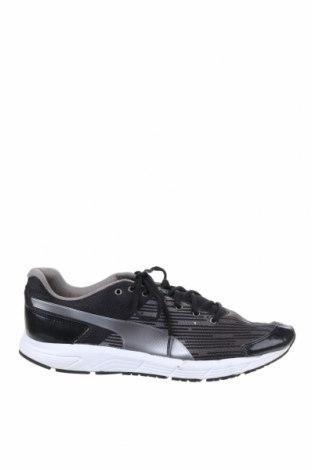 Мъжки обувки PUMA, Размер 44, Цвят Сив, Текстил, Цена 49,35лв.