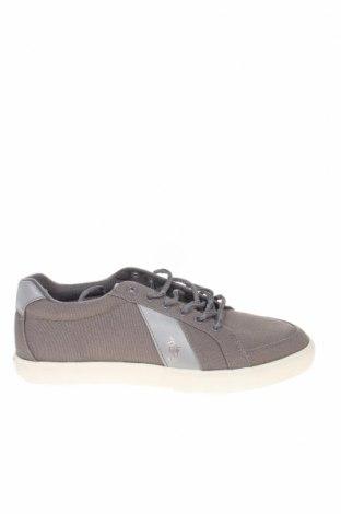 Мъжки обувки Polo By Ralph Lauren, Размер 43, Цвят Сив, Текстил, Цена 119,25лв.