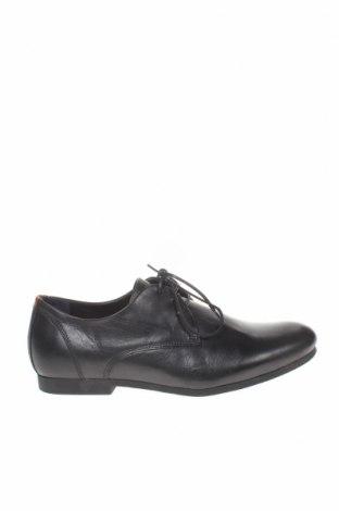 Мъжки обувки Royal Republiq, Размер 40, Цвят Черен, Естествена кожа, Цена 58,52лв.