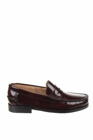Мъжки обувки Son Castellanisimos, Размер 43, Цвят Червен, Естествена кожа, Цена 104,25лв.