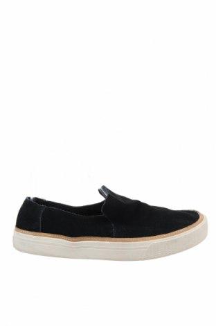 Мъжки обувки Toms, Размер 40, Цвят Син, Естествен велур, Цена 44,10лв.