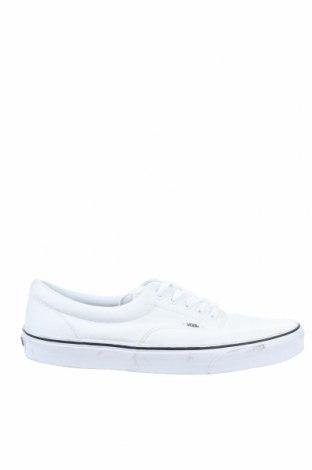 Мъжки обувки Vans, Размер 47, Цвят Бял, Текстил, Цена 34,97лв.