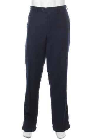 Мъжки панталон, Размер XL, Цвят Син, 65% полиестер, 35% вискоза, Цена 5,78лв.
