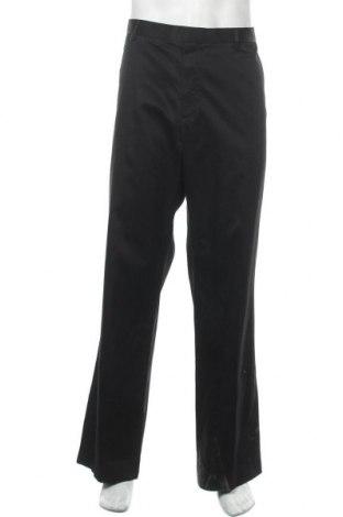 Мъжки панталон Banana Republic, Размер XL, Цвят Черен, Памук, Цена 108,73лв.