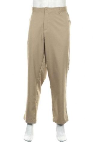 Ανδρικό αθλητικό παντελόνι Champion, Μέγεθος XL, Χρώμα  Μπέζ, 96% πολυεστέρας, 4% ελαστάνη, Τιμή 13,64€