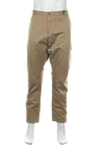 Мъжки панталон Dockers, Размер XXL, Цвят Зелен, Памук, Цена 16,28лв.