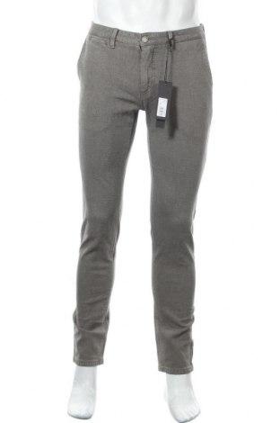 Мъжки панталон Gaudi, Размер M, Цвят Бежов, 97% памук, 3% еластан, Цена 92,40лв.
