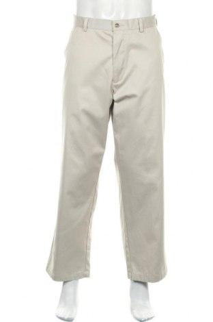 Мъжки панталон George, Размер XL, Цвят Бежов, Памук, Цена 23,94лв.