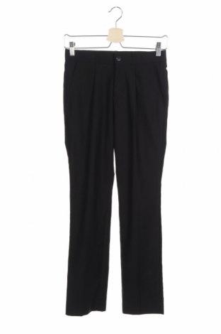 Мъжки панталон Outfitters Nation, Размер XS, Цвят Черен, 65% полиестер, 35% вискоза, Цена 3,00лв.