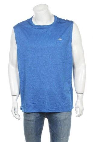 Ανδρική αμάνικη μπλούζα Athletic Works, Μέγεθος XXL, Χρώμα Μπλέ, Πολυεστέρας, Τιμή 6,23€
