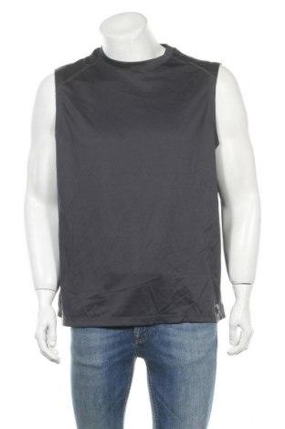 Ανδρική αμάνικη μπλούζα Athletic Works, Μέγεθος L, Χρώμα Γκρί, Πολυεστέρας, Τιμή 5,84€