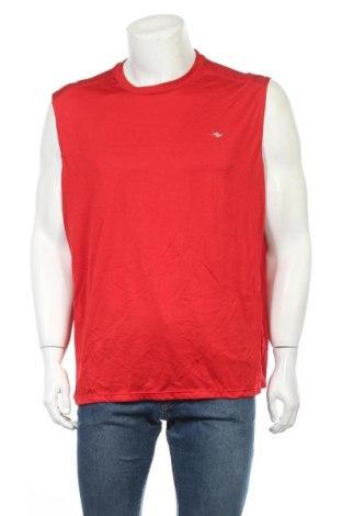 Ανδρική αμάνικη μπλούζα Athletic Works, Μέγεθος XXL, Χρώμα Κόκκινο, Πολυεστέρας, Τιμή 12,34€