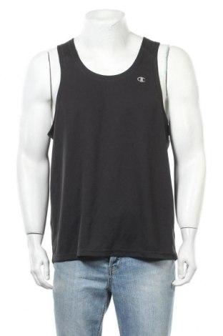 Ανδρική αμάνικη μπλούζα Champion, Μέγεθος L, Χρώμα Μαύρο, Πολυεστέρας, Τιμή 8,77€