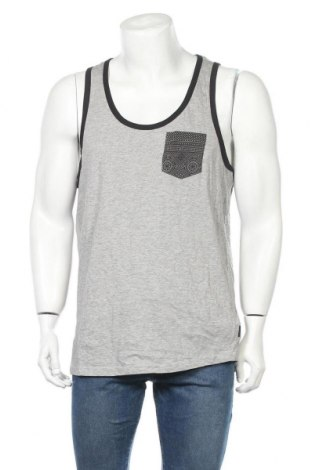 Мъжки потник Cotton On, Размер XL, Цвят Сив, 90% памук, 10% вискоза, Цена 13,97лв.