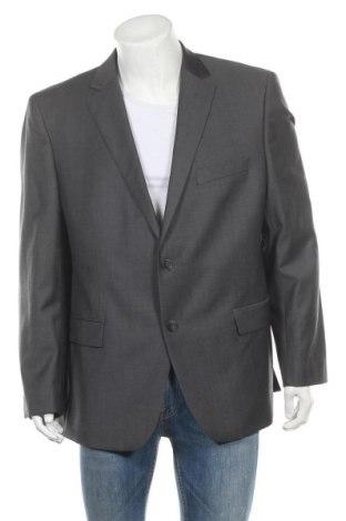 Мъжко сако Daniel Hechter, Размер XL, Цвят Сив, Цена 72,45лв.