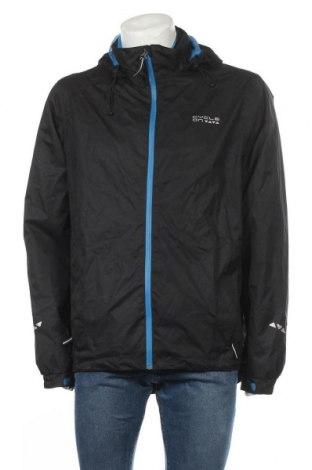 Мъжко спортно яке Crivit, Размер XL, Цвят Черен, Полиестер, Цена 38,85лв.