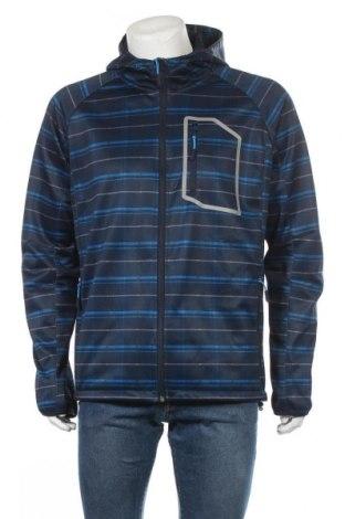 Мъжко спортно яке Crivit, Размер XL, Цвят Син, Полиестер, Цена 38,85лв.