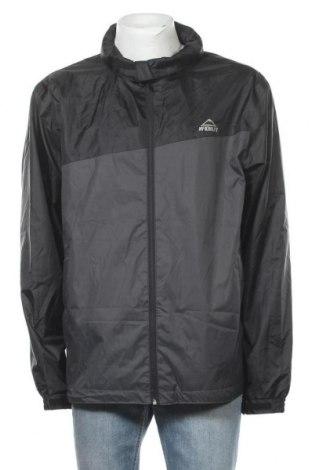 Ανδρικό αθλητικό μπουφάν McKinley, Μέγεθος XXL, Χρώμα Γκρί, Πολυεστέρας, Τιμή 22,83€