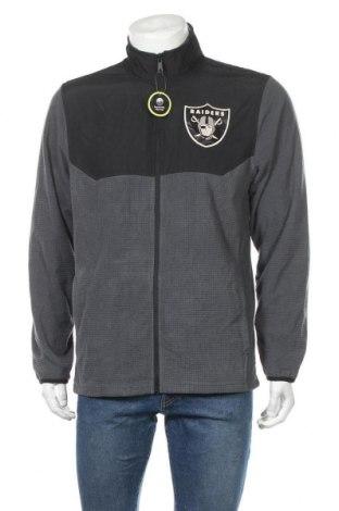 Ανδρικό μπουφάν Athletic Works, Μέγεθος M, Χρώμα Γκρί, Πολυεστέρας, Τιμή 33,77€