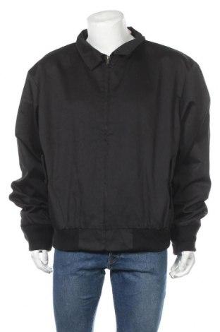 Мъжко яке Brandit, Размер XXL, Цвят Черен, 65% полиестер, 35% памук, Цена 25,99лв.