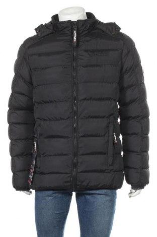 Мъжко яке Canadian Peak, Размер XL, Цвят Черен, Полиамид, Цена 299,00лв.