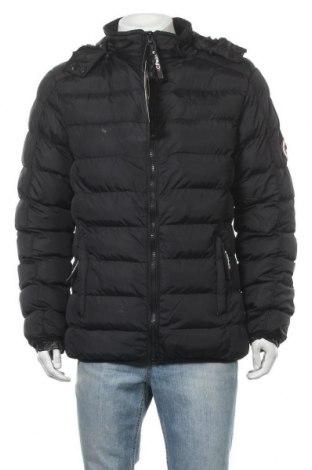 Мъжко яке Canadian Peak, Размер XL, Цвят Черен, Полиамид, Цена 269,00лв.