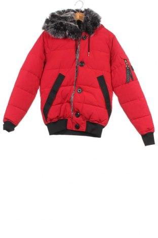 Мъжко яке Glorious Gangsta, Размер S, Цвят Червен, 86% полиестер, 14% памук, Цена 51,75лв.