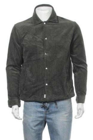 Ανδρικό μπουφάν McNeal, Μέγεθος S, Χρώμα Πράσινο, Βαμβάκι, Τιμή 16,60€