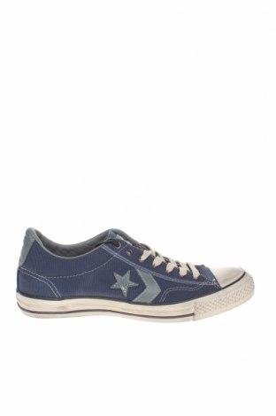 Обувки Converse, Размер 43, Цвят Син, Текстил, Цена 96,75лв.
