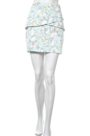 Φούστα Ally, Μέγεθος XL, Χρώμα Λευκό, Βαμβάκι, Τιμή 8,02€