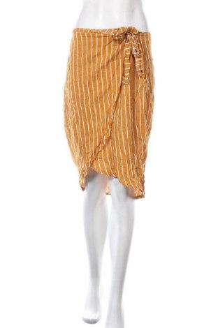 Пола Atmos & Here, Размер XL, Цвят Оранжев, 66% памук, 34% вискоза, Цена 4,73лв.