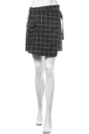 Пола Clockhouse, Размер L, Цвят Черен, 97% полиестер, 3% еластан, Цена 18,90лв.