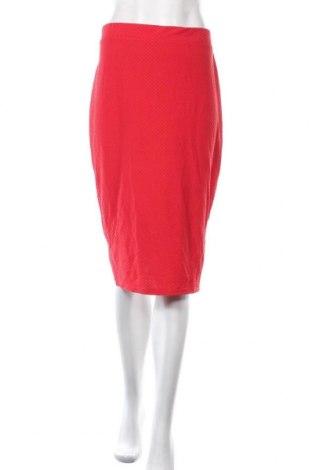 Пола Cotton On, Размер XL, Цвят Червен, Цена 18,95лв.