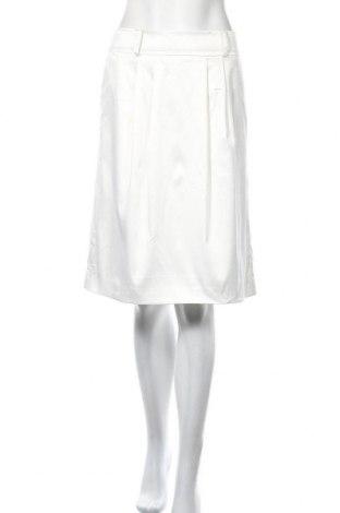 Φούστα Diana Ferrari, Μέγεθος XL, Χρώμα Εκρού, 60% βαμβάκι, 37% πολυαμίδη, 3% ελαστάνη, Τιμή 10,46€