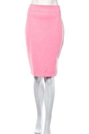 Пола Forcast, Размер XL, Цвят Розов, 95% полиестер, 5% еластан, Цена 9,82лв.
