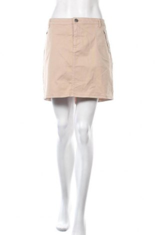 Пола Gap, Размер XL, Цвят Бежов, 97% памук, 3% еластан, Цена 23,94лв.
